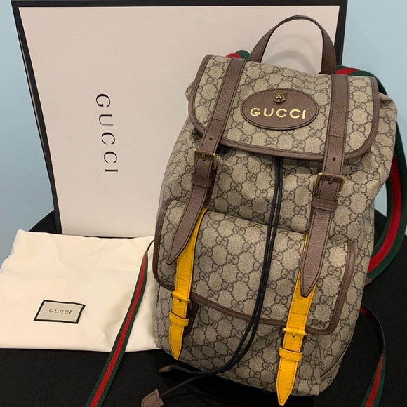 ad7bb1945573 Gucci Other - GUCCI Men Backpack